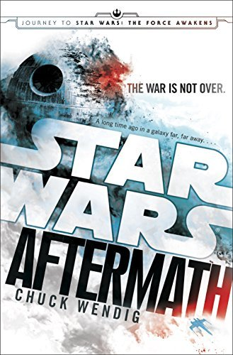 Book cover of Aftermath by Chuck Wendig
