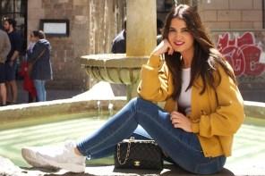 Barcelona en jeans