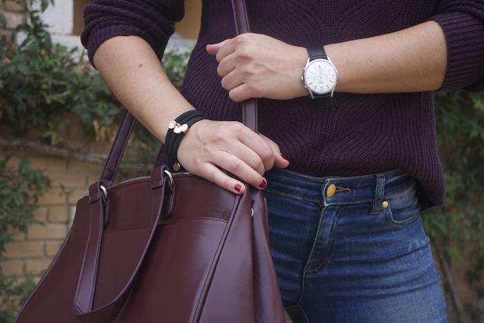 henry-london-watch-la-redoute-sweater-bag-over-the-knee-boots-paula-fraile-amaras-la-moda-6