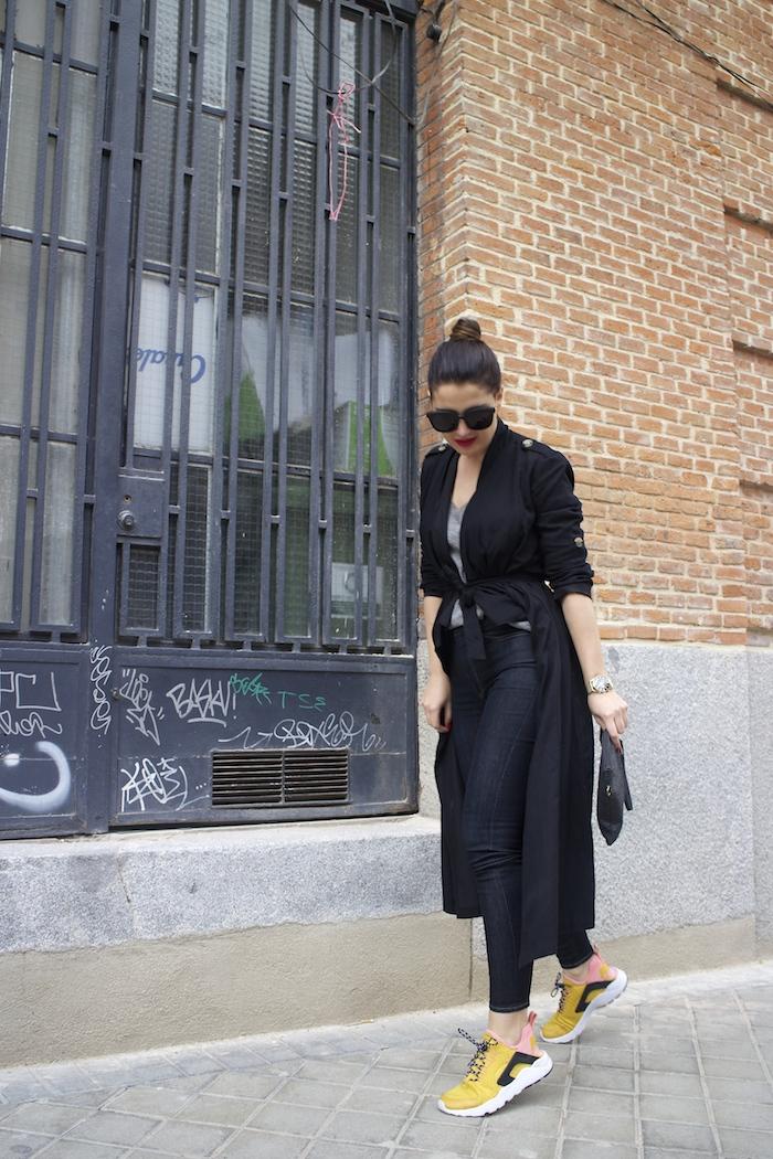 huarache nike ediciñon limitada levis jeans monglam sunnies amaras la moda paula fraile6