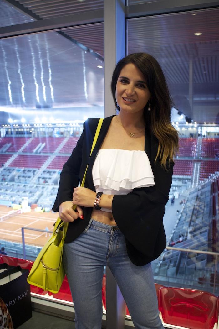 embajadora the rubz pulseras Paula Fraile amaras la moda open de madrid.5