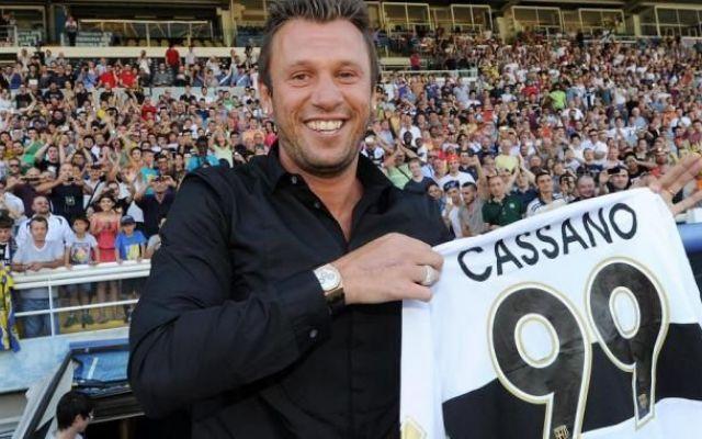 """""""Paolo facciamo venire Cassano a Noci così firma due autografi?"""" Questo è quello che Francesco Gentile non ha chiesto a Paolo Conforti."""