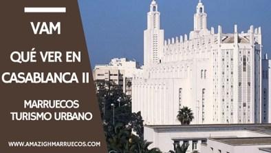 Casablanca - ciudad moderna