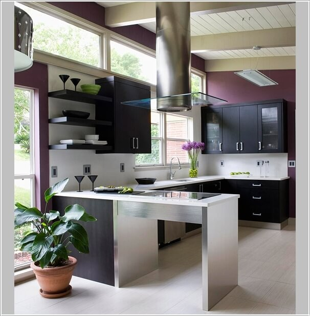 Design Your Kitchen with a Cool Color Scheme 2