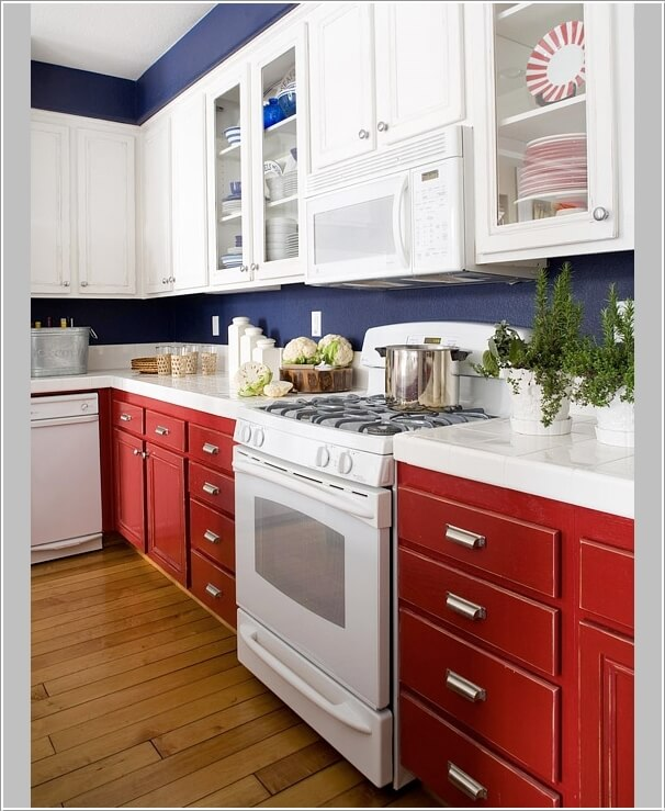 Design Your Kitchen with a Cool Color Scheme 3