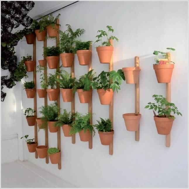 Materials to Use for a Vertical Garden 3
