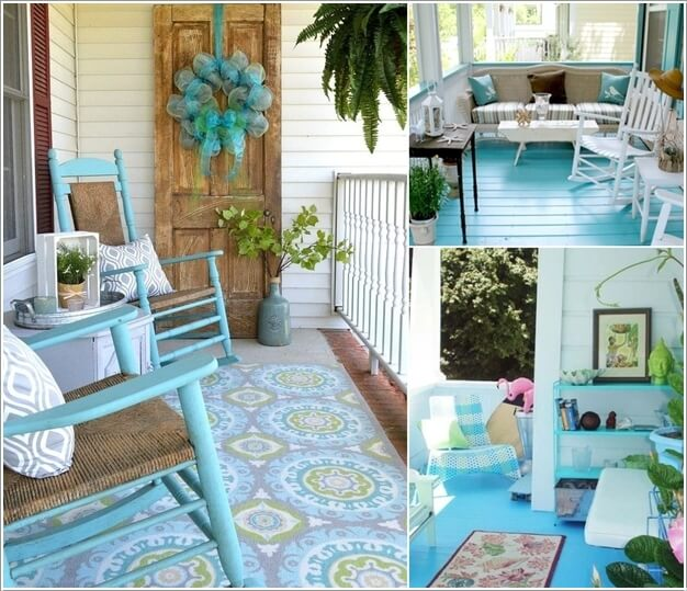 10 Lovely DIY Summer Front Porch Decor Ideas 10 Lovely DIY Summer Front Porch Decor Ideas 10