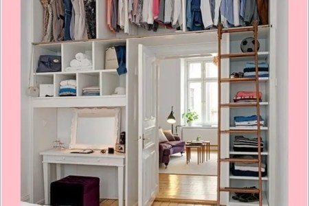 15 clever storage ideas for a small bedroom 1