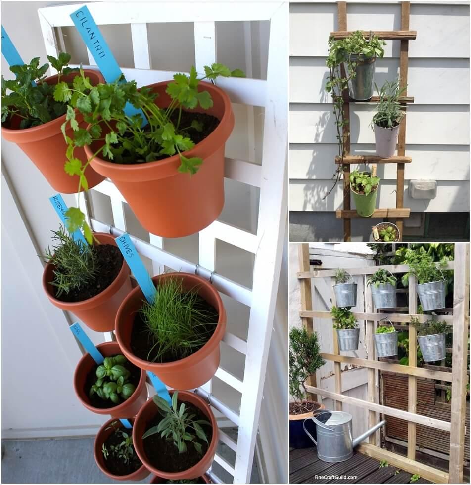 Fullsize Of Herb Garden Balcony