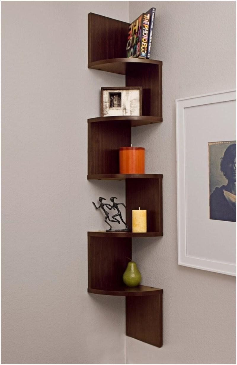 Large Of Corner Shelf Ideas