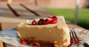 Vegan & Paleo Vanilla Ice Cream Cake