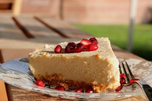 Vegan & Paleo Vanilla Ice Cream Cake