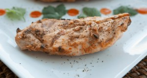 Garlic and Herbs Grilled Chicken