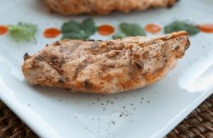 Garlic and Herbs Grilled Chicken