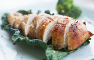 Butterflied Grilled Chicken
