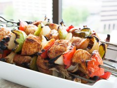 Paleo Chicken Skewers Recipe