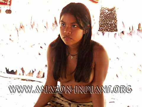 south american tribe women nude