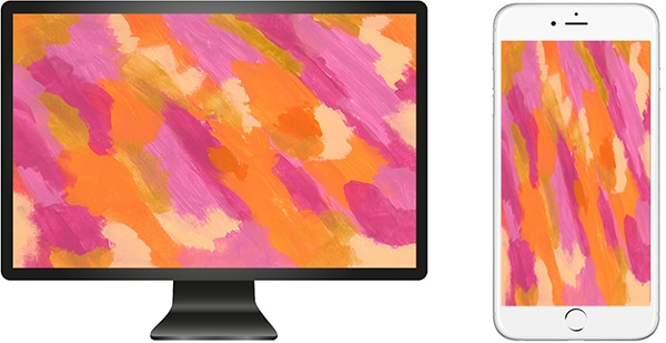 Desktop-and-Iphone
