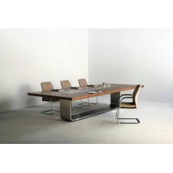 Small Crop Of Modern Conference Table