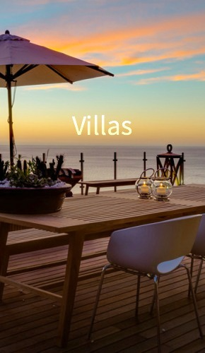 Abienz Concierge Cape Town - Villas