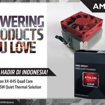 Athlon X4 Series