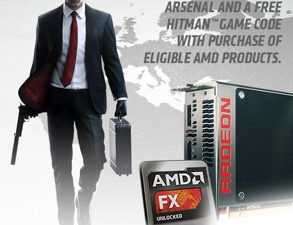 AMD Hitman Free