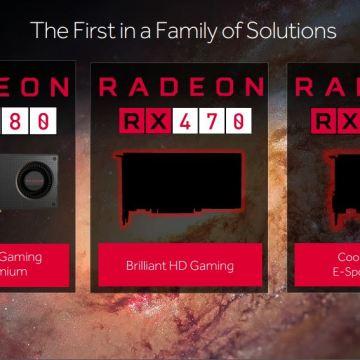 Radeon RX Series