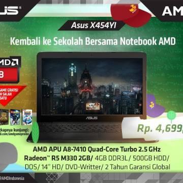 Asus X454YI