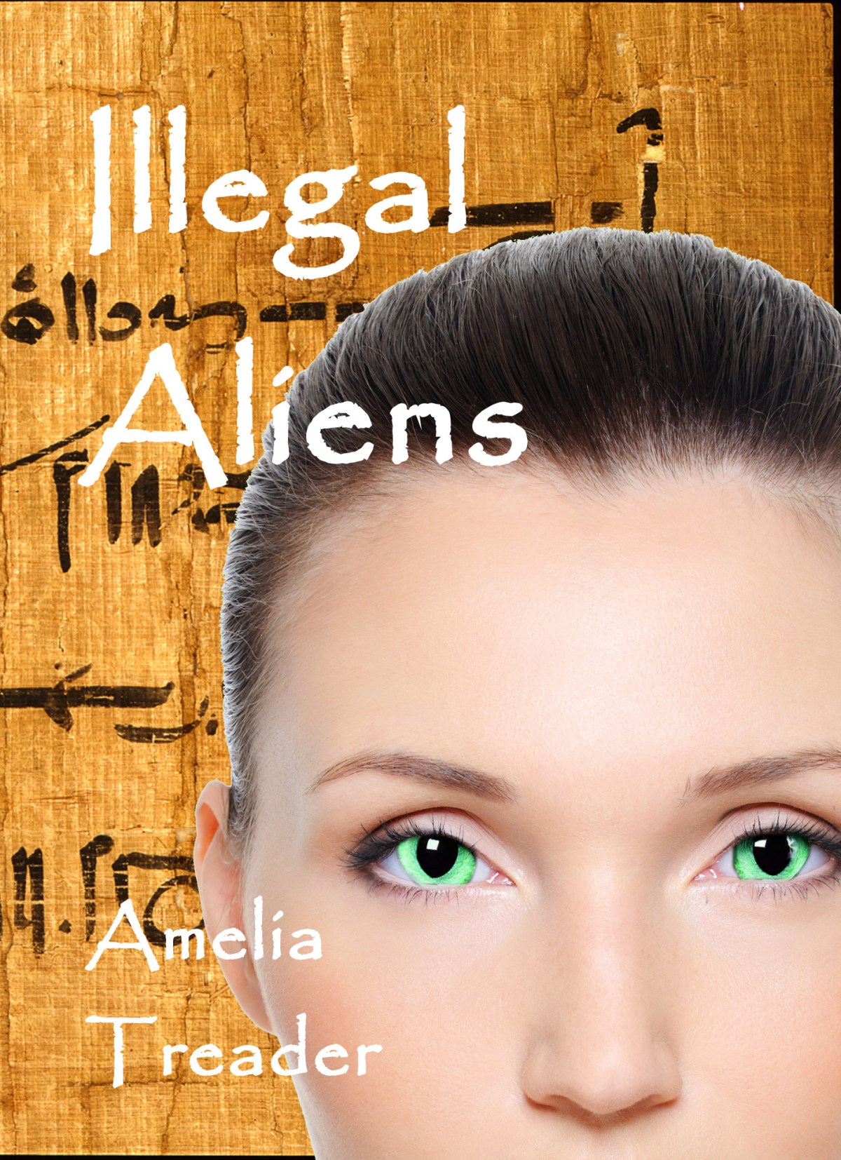 Illegal Aliens – blurb drafts.