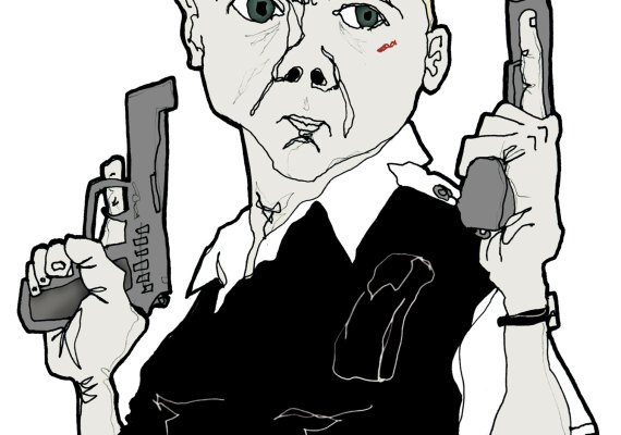 Simon Pegg