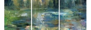 Whitmarsh - Spring Lake - Triptych