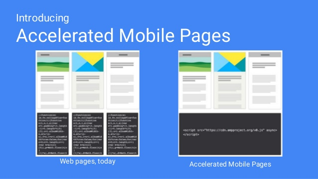 Google launches AMP for faster web page loading