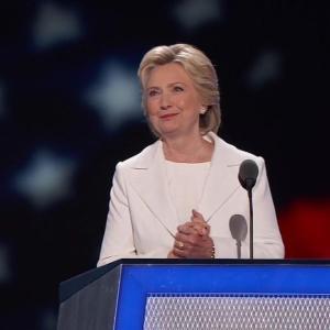 Hillary clinton nomination