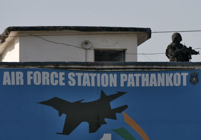 USA confirms Pakistan's hand in Pathankot airbase attack; gives proof