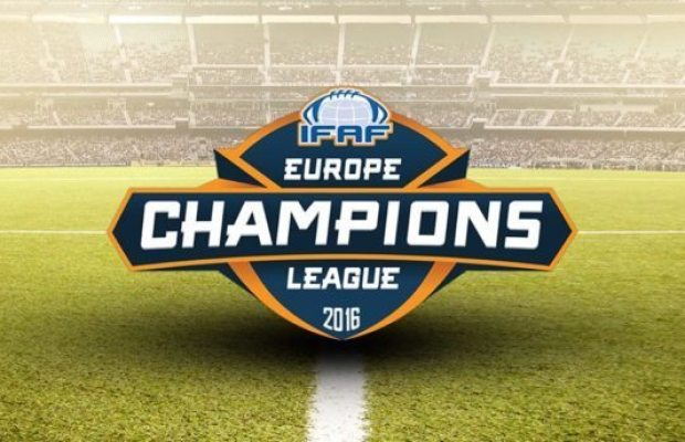 IFAF Europe - 2016 Champions League logo