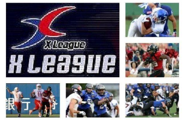 Japan - X League - Super 9 3rd week