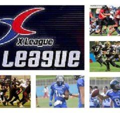 Japan - X League - semis - poster-2