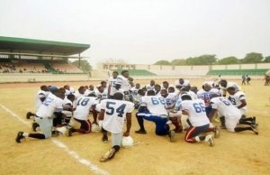 Nigeria - ABU University pep talk - 2