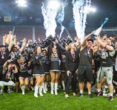 Austria - Austrian Bowl XXXII - team celebrating