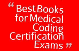 Best Books for Medical Coding Certification exams