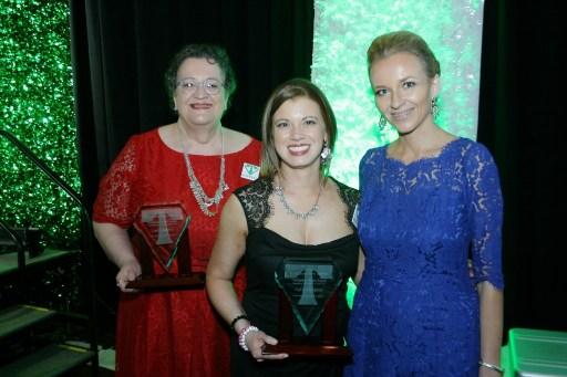 Lanie Alford Katie Peoples Anastasia Honorees THA Gala 2016 (1024x683)