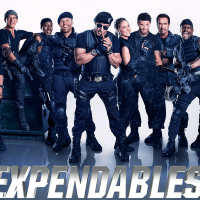 SPORTSPLUS PRESENTS: 'THE EXPENDABLES 3' INTERVIEW WITH KELSEY GRAMMER, DOLPH LUNDGREN, GLEN POWELL, TERRY CREWS, RANDY COUTURE, KELLEN LUTZ, GLEN POWELL, RANDY ROUSEY, and VICTOR ORTIZ