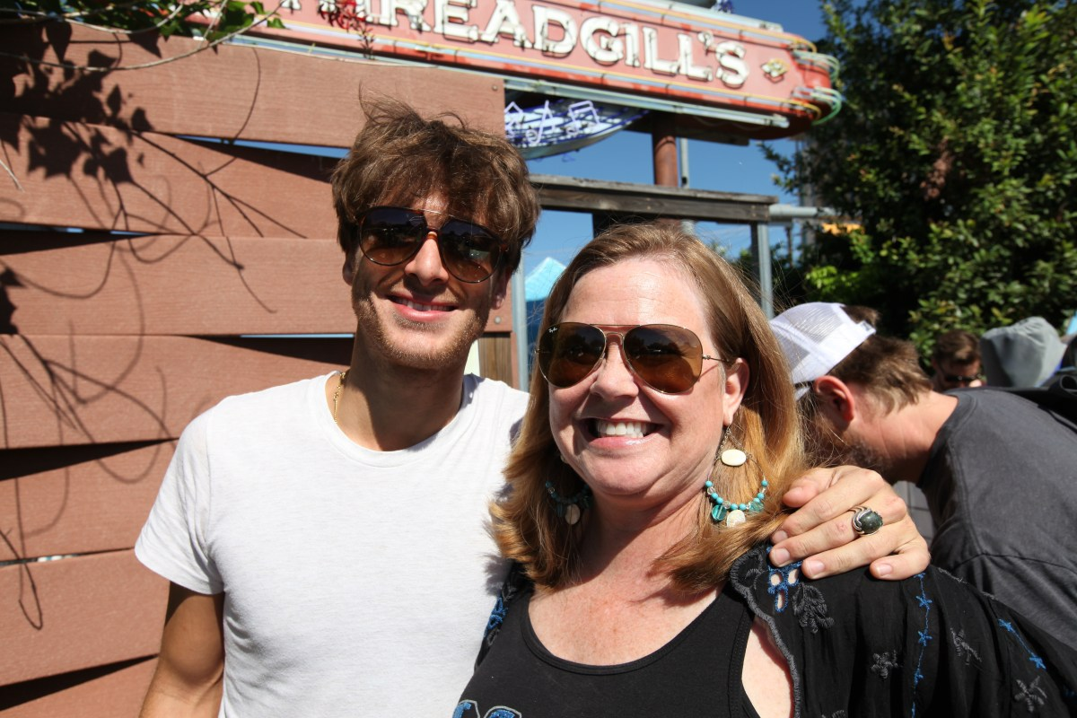 PAOLO NUTINI HELPS KICK-OFF ACL MUSIC FESTIVAL WITH HEALTH ALLIANCE FOR AUSTIN MUSICANS AND KGSR AT THREADGILLS