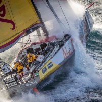 VOLVO OCEAN RACE FLEET REACHES HALFWAY POINT OF NINE MONTH MARATHON
