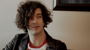 The 1975:  Interview with Matt Healy