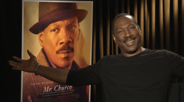 "EDDIE MURPHY SAYS MR. CHURCH SCRIPT WAS ""EMOTIONAL FROM THE FIRST READ OF THE SCRIPT"""