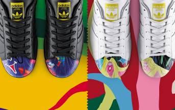 Adidas Superstar Supershell by Pharrel Williams