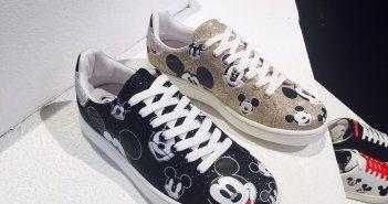 Le Sneakers MOA e la Capsule Collection Disney