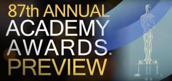 Premi Oscar 2015: i vincitori della festa di Hollywood