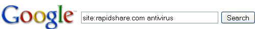 Rapidshare Search Tools